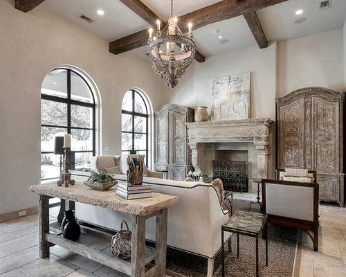 40 Beautiful Mediterranean Living Rooms