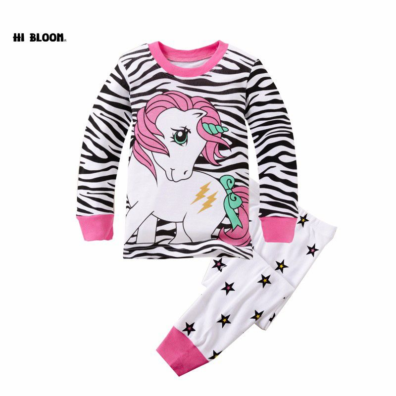 Click to buy kid easter gift cotton autumn cartoon horse click to buy kid easter gift cotton autumn cartoon horse clothing sets negle Images
