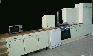 Kuche Einbaukuche Mit Elektrogerate Einbaukuche Kuche Einrichten Kuche