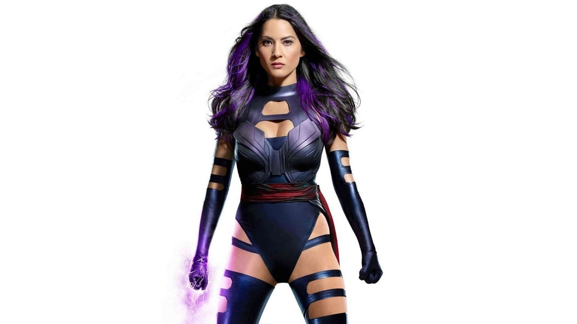 Movie X Men Apocalypse Olivia Munn Psylocke Wallpaper