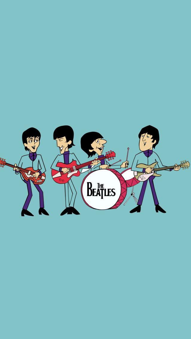 The Beatles Nathanjayrog 1280x1024 Iphone 5 Wallpaper 22 Wallpapers