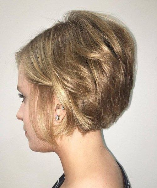 Short Layered Hairstyles For Straight Fine Hair Chunk Of Styes Short Hairstyles For Thick Hair Thick Hair Styles Short Layered Haircuts