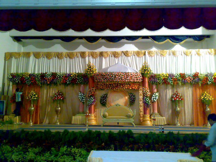Bangalore Stage Decoration Design 369 East Indian