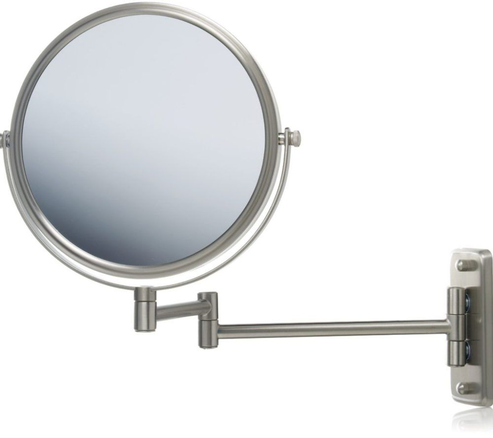 Wall Mount Magnifying Mirror 20x Wall Mounted Magnifying Mirror