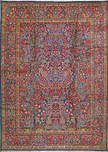 Kerman Persian Rug Handmade 9 4 X