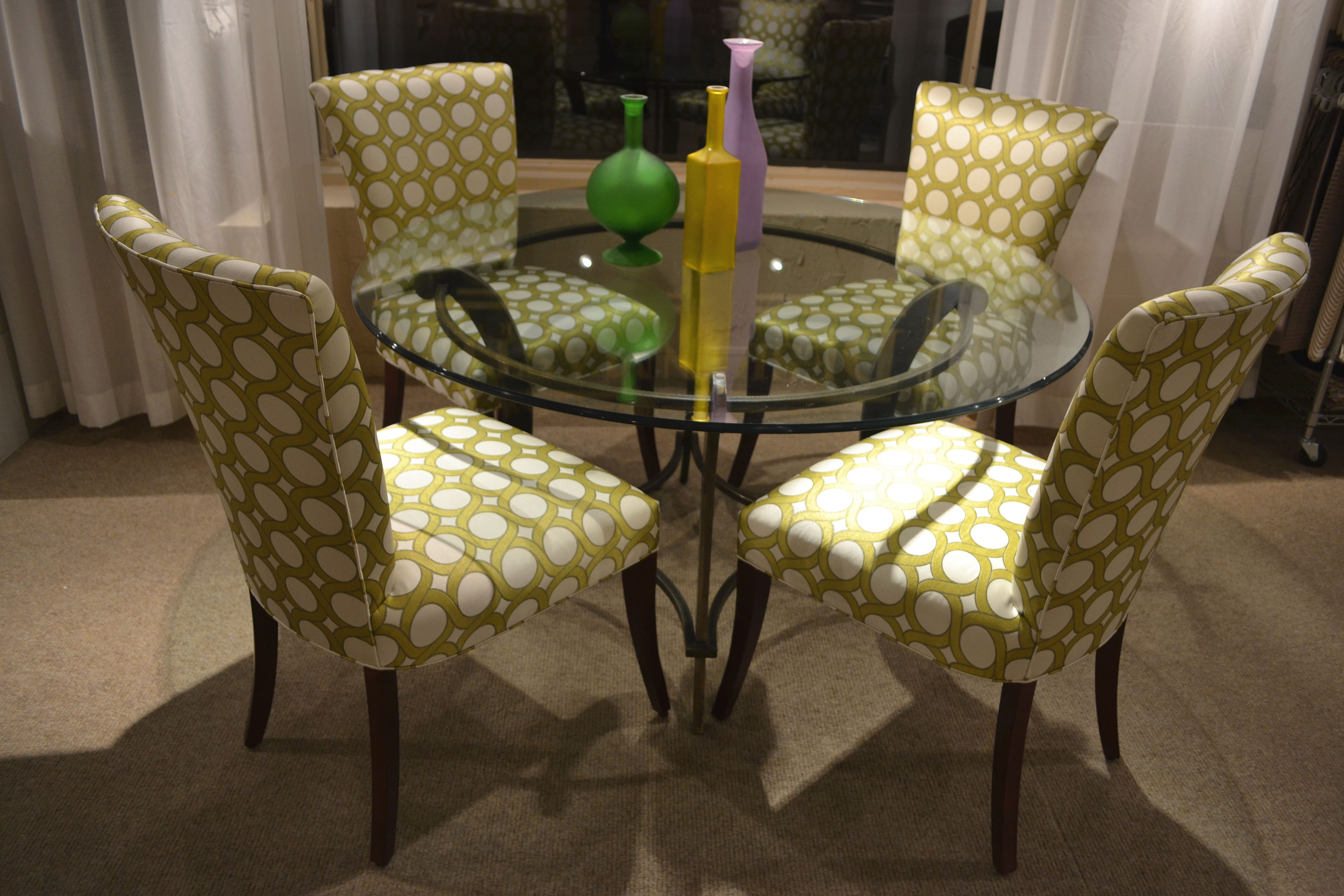 Designmaster Furnitures Newcastle 01 624 Upholstered Dining Room Chairs