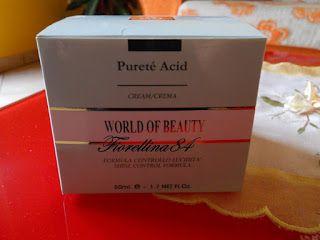 ...Fiorellina84...: Crema Viso Puretè Acid