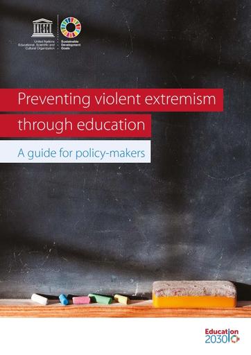 UNESCO  2017a  Preventing Violent Extremism through