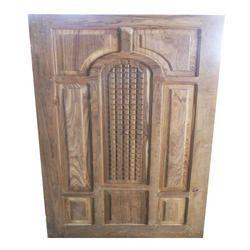 Nav Nirman Industries Offering Teak Door Solid Wooden Door
