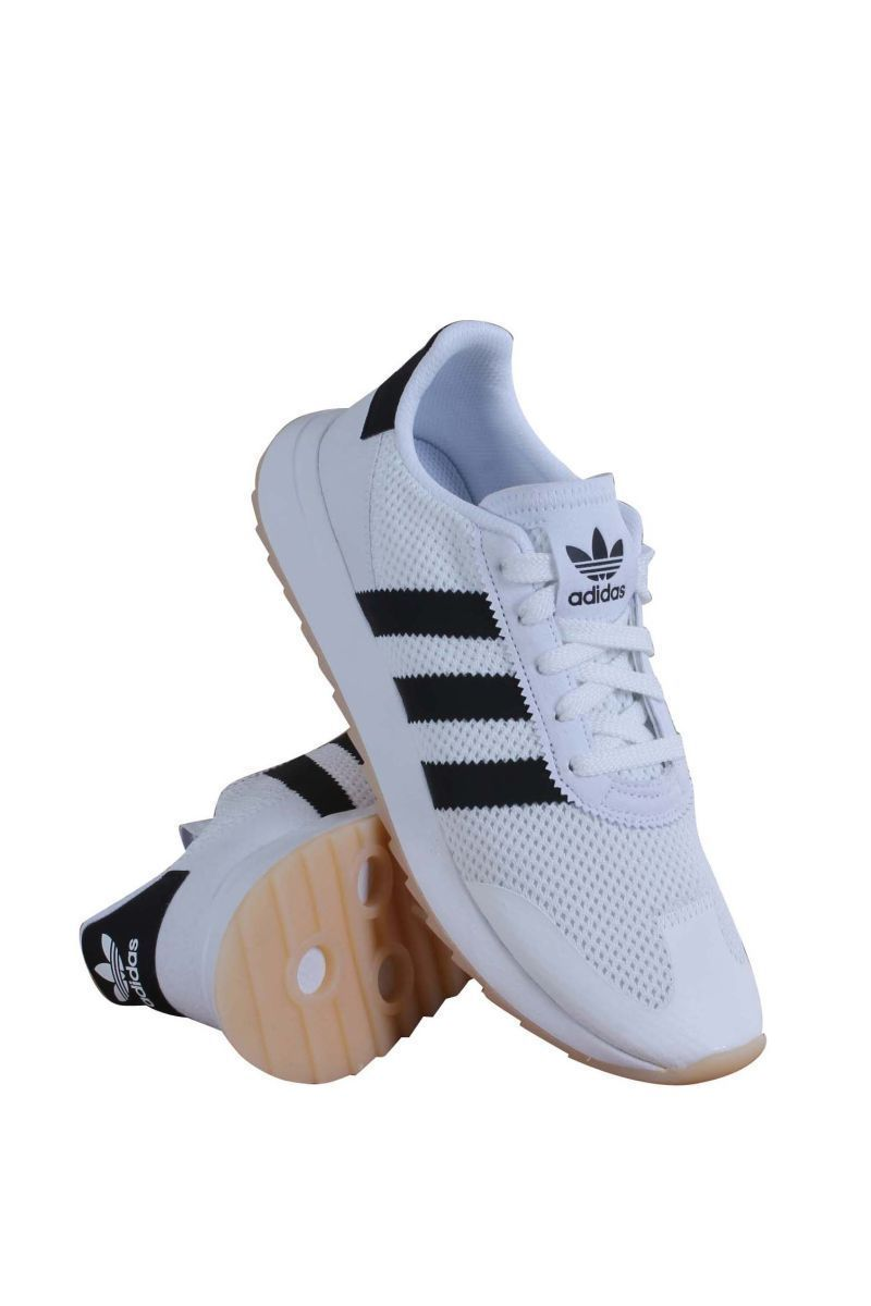 Ba7760 Women Flb W Adidas White Black