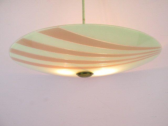 Led Schlafzimmerlampe ~ Exklusive sputnik lampe leuchte deckenlampe lamp stilnovo Ära 50er
