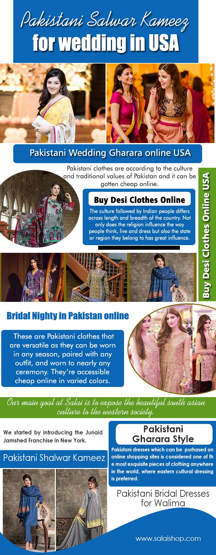 Our Website: https://salaishop.com Designer salwar kameez online are offered in a assortment of prices to suit every budget. While assuring you simple style and fantastic relaxation.