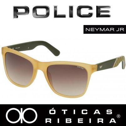 16200dd4777f7 NEYMAR JR.   óculos POLICE! Lançamento da nova coleção estrelada por ...