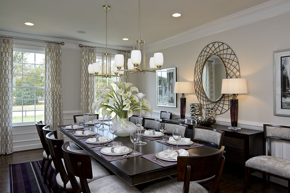 Classy Decor Dining Rooms ~ Neutral Colors Pinterest Room