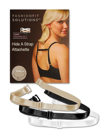 928d3974aa Easily hide your bra straps with Fashion Essentials Hide A Strap Attachette!
