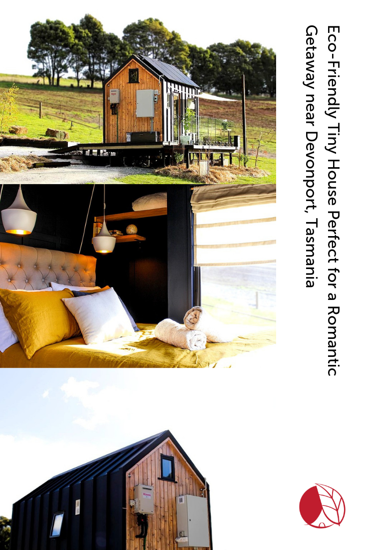 EcoFriendly Tiny House Perfect for a Romantic Getaway