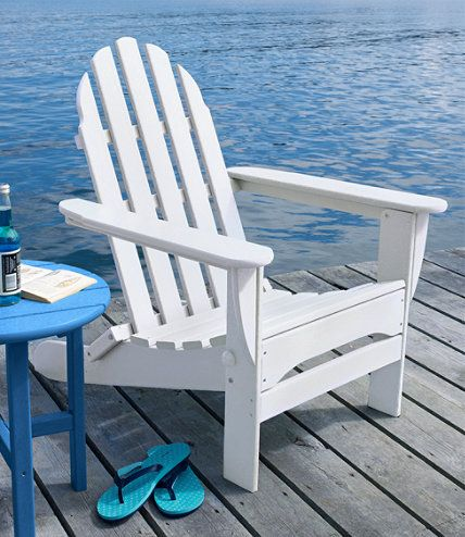No Dream House Is Complete Without A Pair Of Adirondack