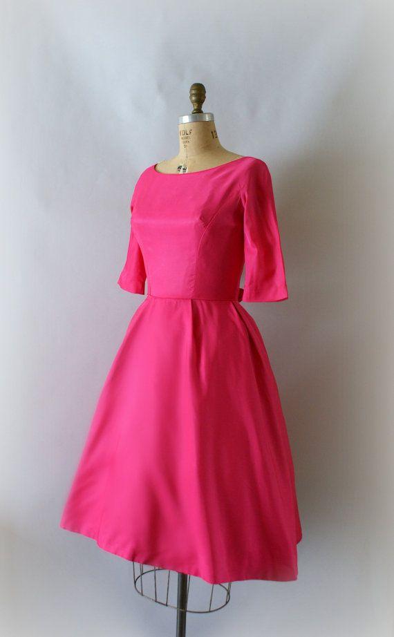 1960s Vintage Dress | Lorrie Deb | Pinterest