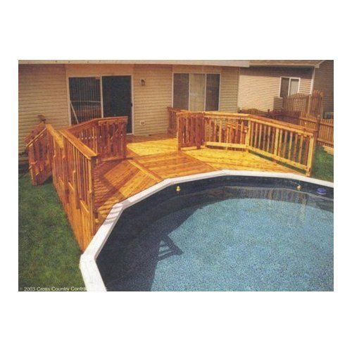 Do It Yourself Home Design: Do It Yourself Pool Deck Plans Home Improvement
