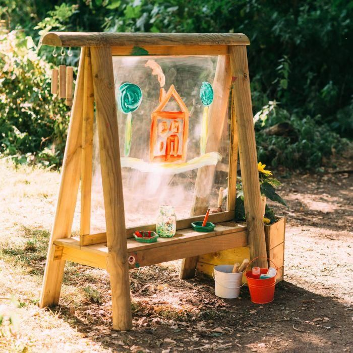 Photo of Plum Play Discovery Create & Paint Easel