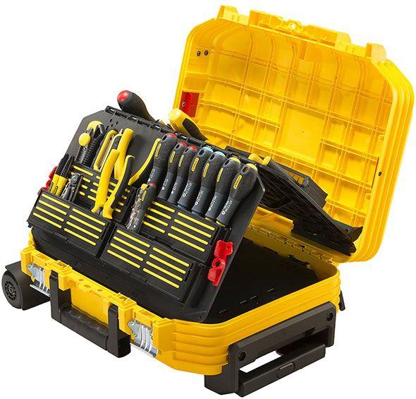 Stanley Fmst21065 Fatmax Rolling Tool Case Organizer 工具箱