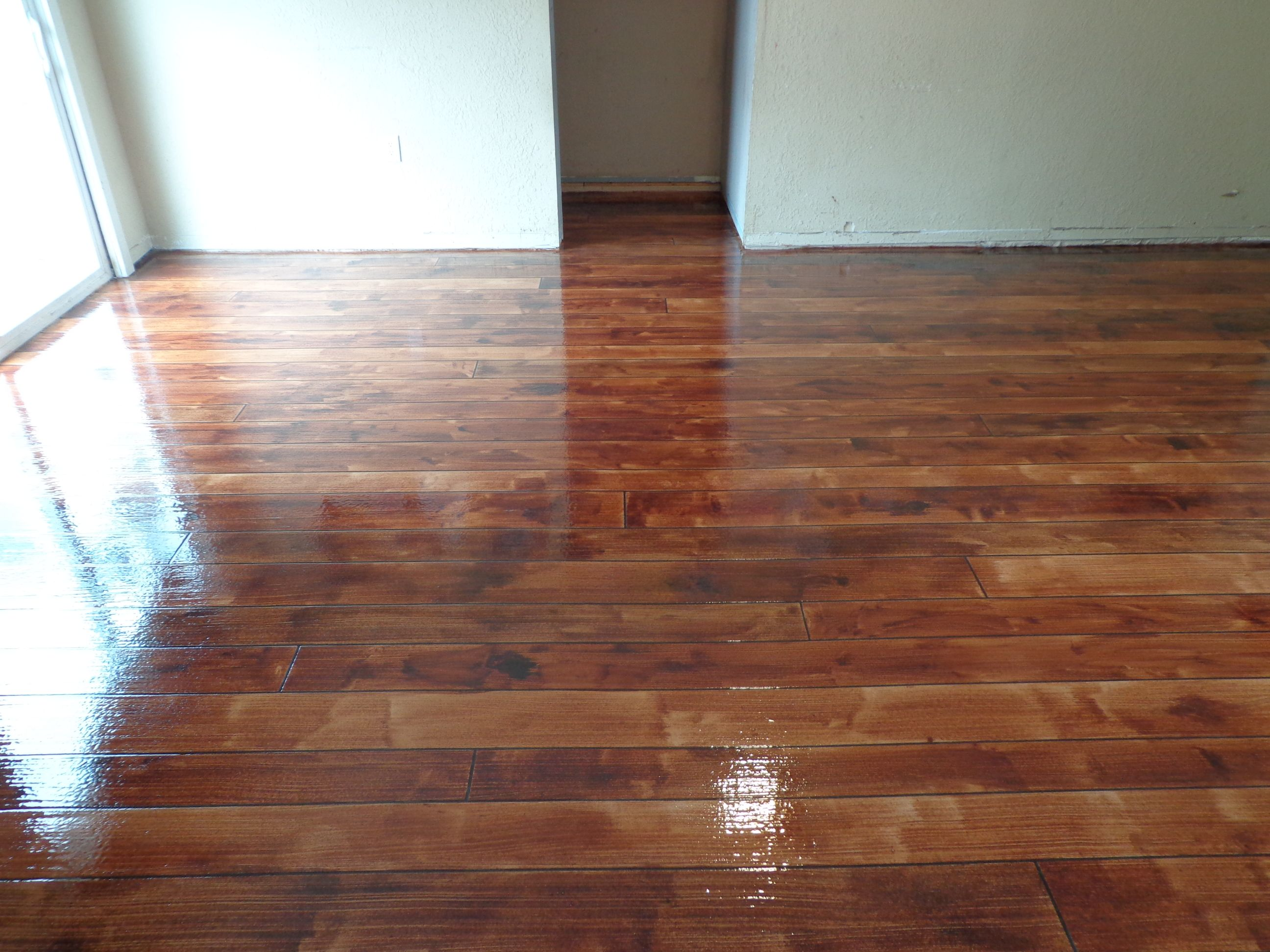 Image result for poured acid washed concrete surfaces for Pour a floor