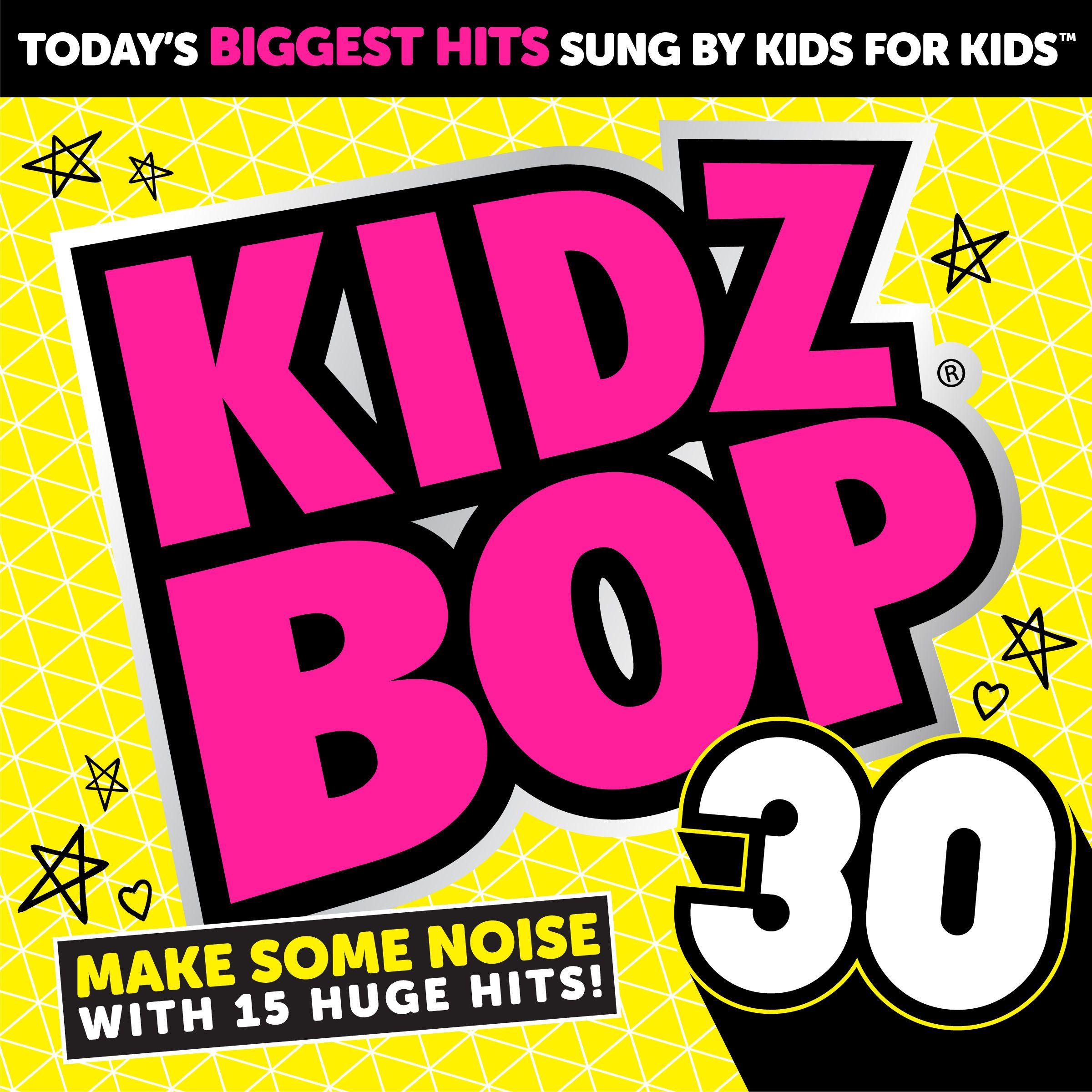 Kidz Bop 30 by KIDZ BOP Kids on iTunes | Kids | Pinterest | Apple ...