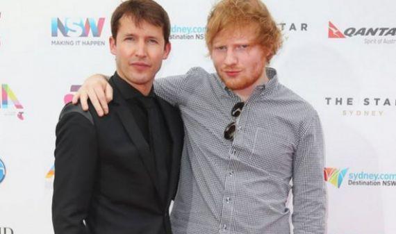 Ed Sheeran está auxiliando James Blunt na composição de seu novo álbum #Cantor, #Disco, #EdSheeran, #Lançamento, #M, #Noticias, #Novo, #Popzone http://popzone.tv/2016/06/ed-sheeran-esta-auxiliando-james-blunt-na-composicao-de-seu-novo-album.html