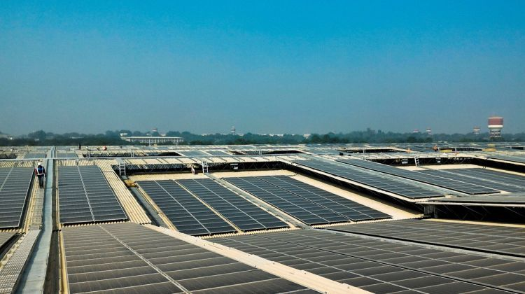 Tata Power Solar Profit Triples Citing Shift From Manufacturing To Epc Solar Roof Solar Panel Solar Power