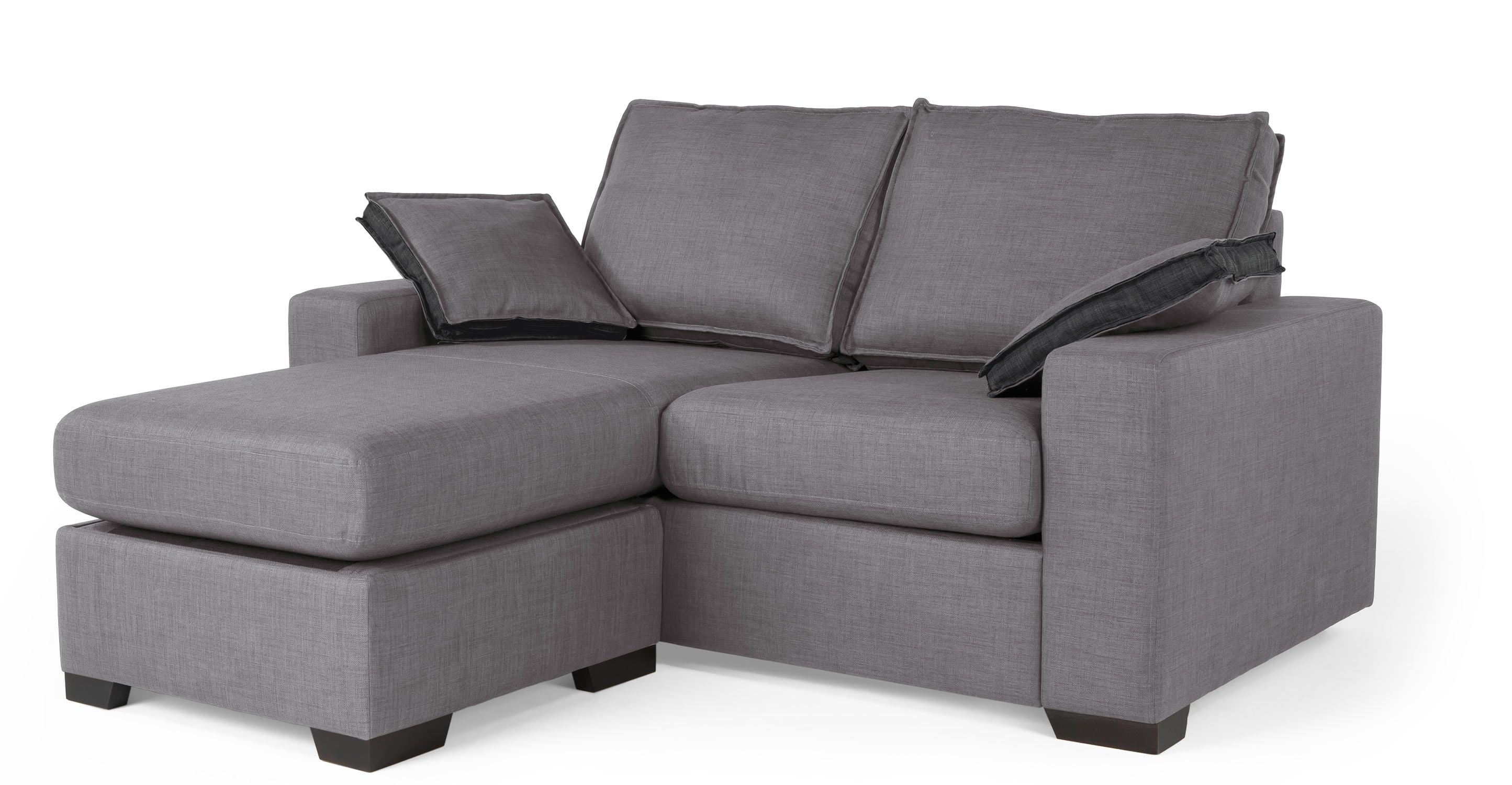 You Can T Get Much More Versatile Than The Hugo 4 In 1 Chaise Sleeper Sofa Bed Osprey Grey