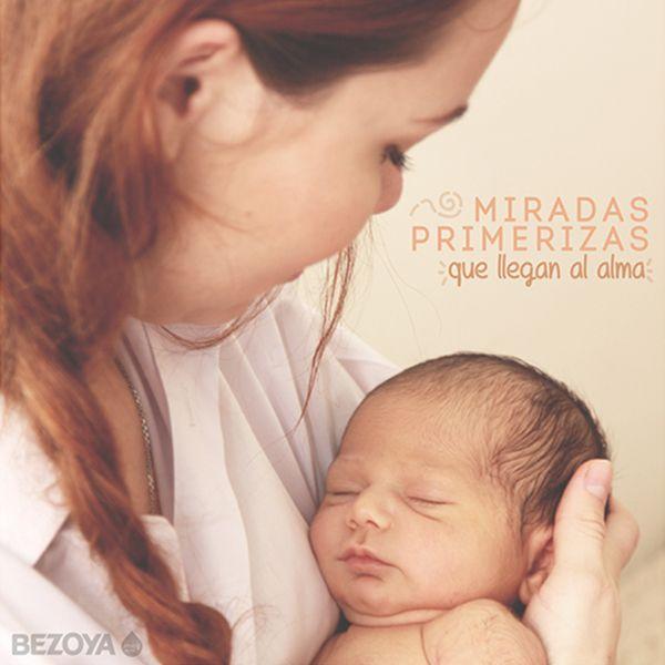 Miradas Primerizas Que Llegan Al Alma Bezoya Bebé Bebé A