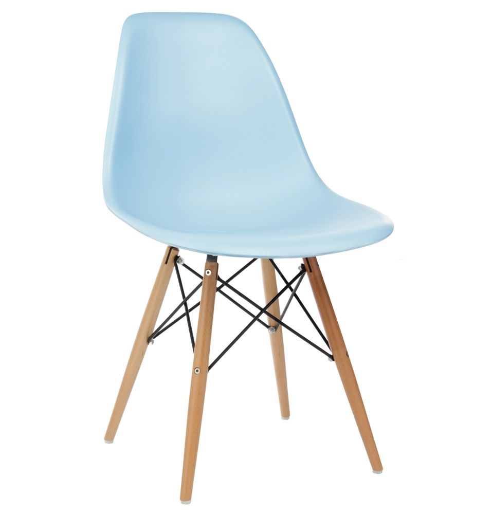High Quality $69 The Matt Blatt Replica Eames DSW Side Chair   Plastic By Charles And  Ray Eames