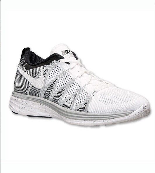 best website e4c87 1c8d4 Womens Nike Flyknit Lunar2 Running Shoes White Wolf Grey Black 620658 100 ,estysell.com