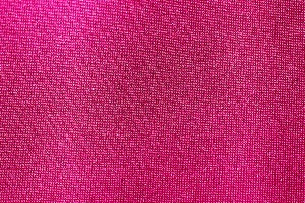 Hot Pink Nylon Fabric Closeup Texture For Dining Chairs