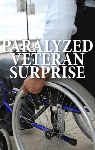 The Doctors talked to the paralyzed veteran who found love, and shared a PTSD treatment that was available for him.