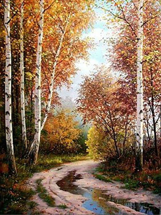 Find More Diamond Painting Cross Stitch Information about Diamond Embroidery autumn scenery diamond Painting Cross Stitch DIY 5D Diamond Mosaic Picture Full Rhinestones birthday present,High Quality painting cross stitch,China 5d diamond mosaic Suppliers, Cheap diamond painting cross stitch from che Store on Aliexpress.com #autumnscenery