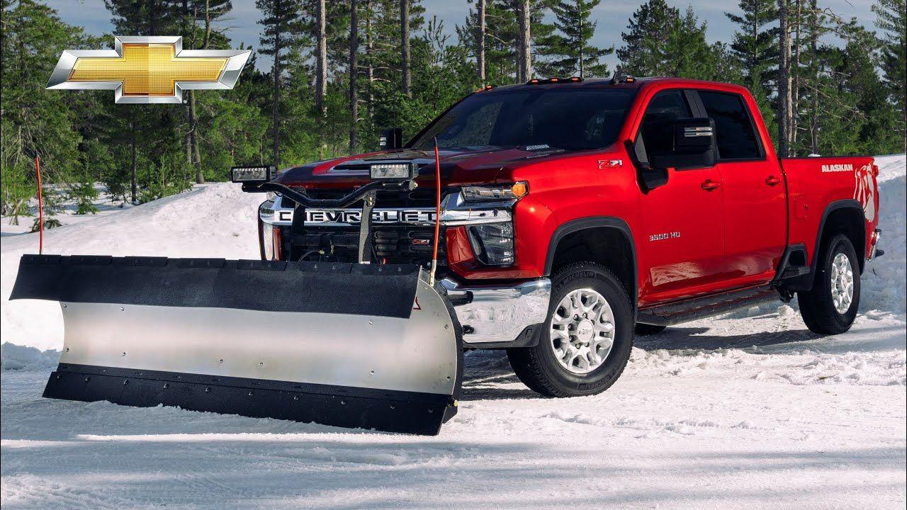 2020 chevy silverado hd 2500 snow plow package in 2020