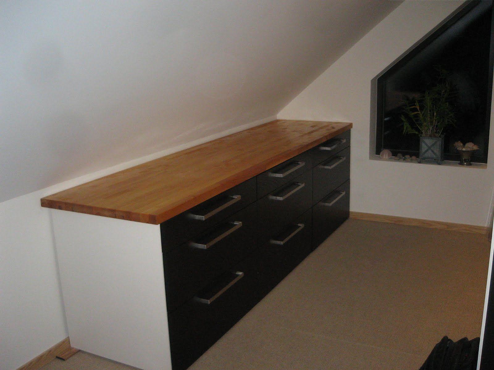 Kitchen cabinets in bedroom - IKEA Hackers  Bedroom storage