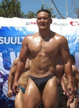 Boomer Beefcake and Bonding: The 10-Foot Penis of Mongolia