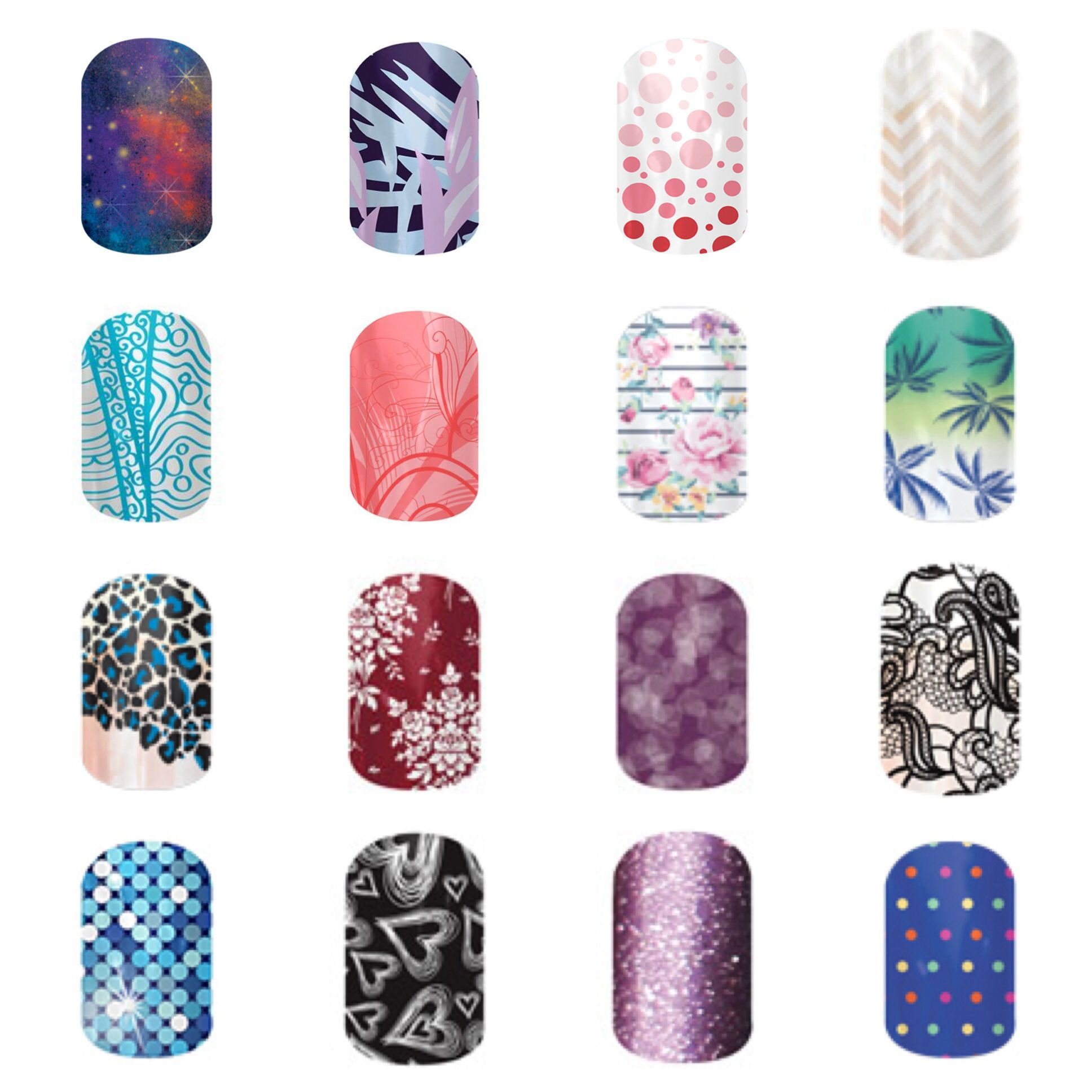 So Many Jamberry Nail Wraps To Choose From Which Will You Choose
