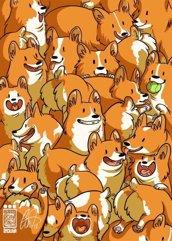 Cute Corgi Dog Tap To See More Cute Corgi Wallpapers Mobile9 Dog Wallpaper Iphone Cute Dog Wallpaper Corgi Wallpaper