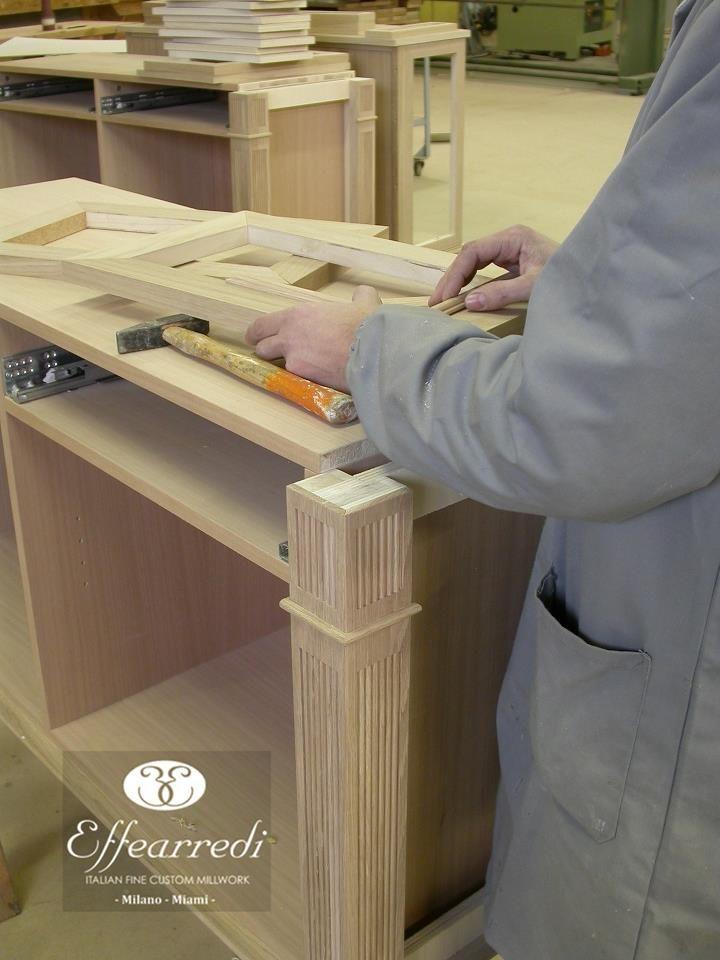 Our interior creations are really hand made! ***  Le nostre creazioni d'interni sono veramente fatte a mano!