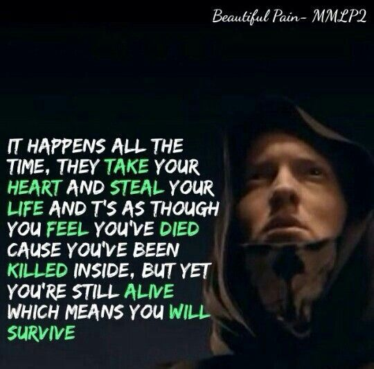 Pin On Eminem Quotes