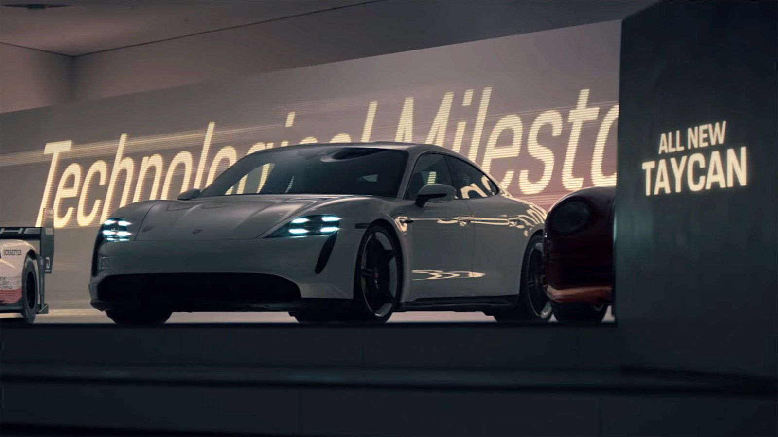 Porsche Kills It With Their New Super Bowl Ad In 2020 Super Bowl Porsche Taycan Porsche