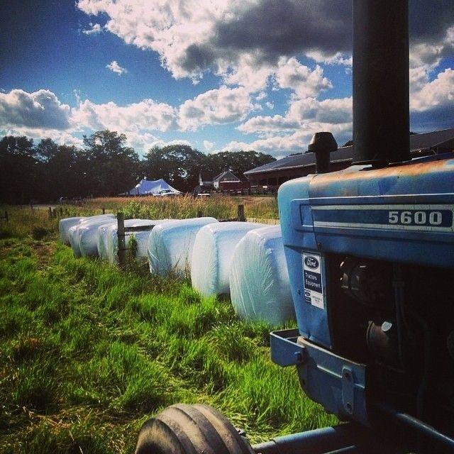 Stunning day on the farm! maine Freeportmaine REGRAM