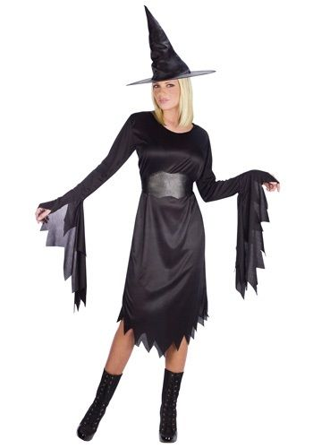 Adults Kids Wicked Witch Costume Hat Adult Traditional Halloween Fancy Dress O