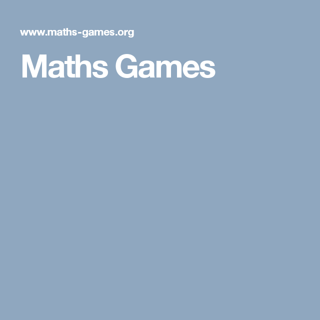 Maths Games | School | Pinterest | Math, Ict games and Times tables