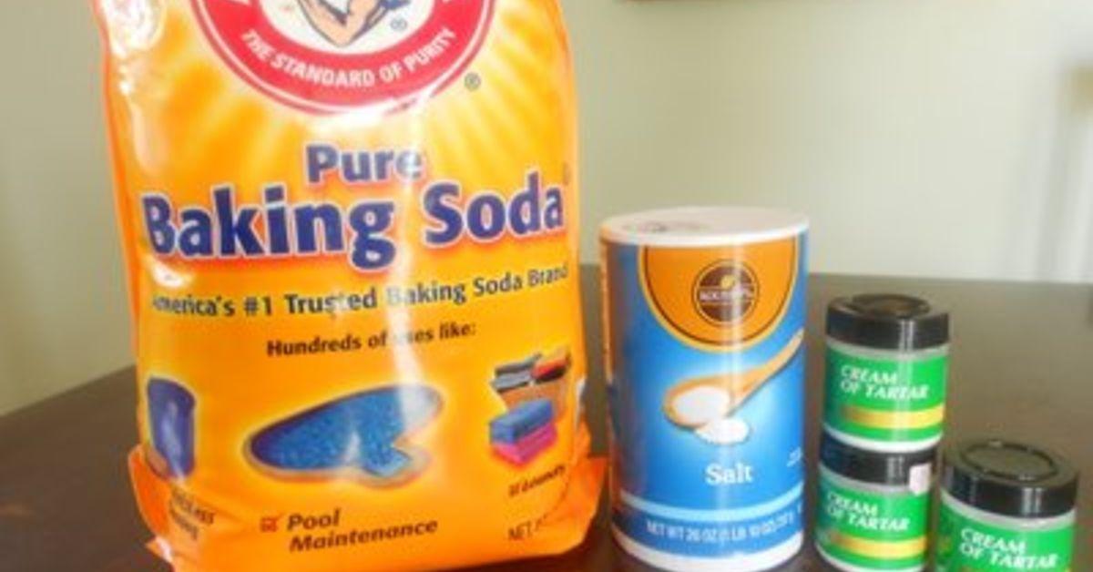 DIY Drain Cleaner Baking soda drain cleaner, Baking soda