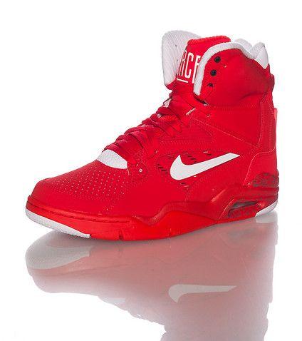 COMMAND FORCE SNEAKER - Red - NIKE | Nike, Sneakers, Red nike