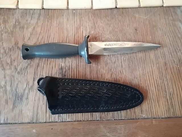 Frost Cutlery Quot Mississippi Gambler Quot Boot Knife My Knives